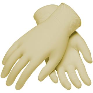 GLOVES SINGLE USE MEDICAL LATEX 100ΤΜ